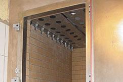 9149cb1e6b60e Estufa de Cozimento MultiFan-Plug em Alvenaria